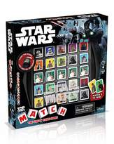 Star Wars Match Game