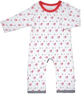 Baby Soy Organic Pattern One Piece (Baby) - Penquin-18-24 Months