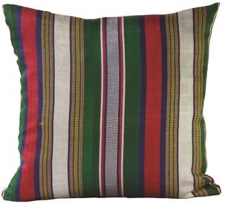 Striped Turkish Weave Cushion