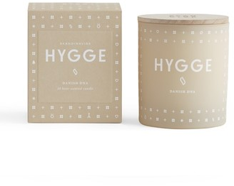 Hygge Skandinavisk Scented Candle - Brown