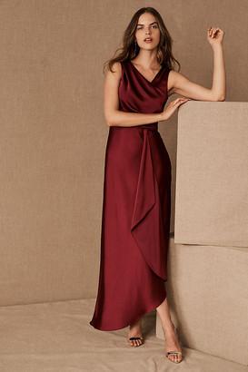 Anthropologie BHLDN Espen Dress By in Purple Size 0