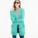 J.Crew Collection cardigan in Italian cashmere-mohair