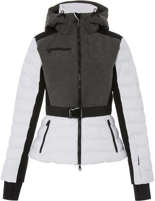 Erin Snow Kat Insulated Wool-Blend Coat