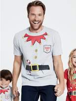 M&Co Daddy elf t-shirt
