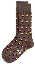 Happy Socks Men's Mini Diamond Socks