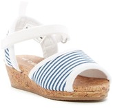 Carter's Madison 2 Wedge Sandal (Toddler & Little Kid)