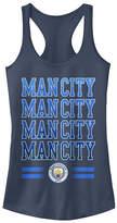 Fifth Sun Indigo Manchester City Racerback Tank - Juniors