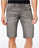 "True Religion Men's Erickson Denim 13"" Stretch Shorts"