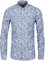 Penguin Estate Blue Chambray Long Sleeve Shirt