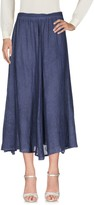 120% Lino Long skirts