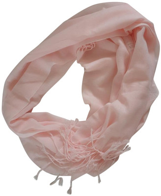 Non Signã© / Unsigned Pink Wool Scarves
