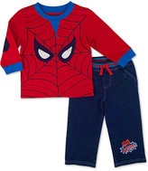 Nannette 2-Pc. Spider-Man T-Shirt and Jeans Set, Baby Boys (0-24 months)