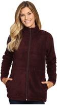 Woolrich Andes Fleece Long Jacket