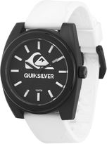 Quiksilver White The Big Wave Watch