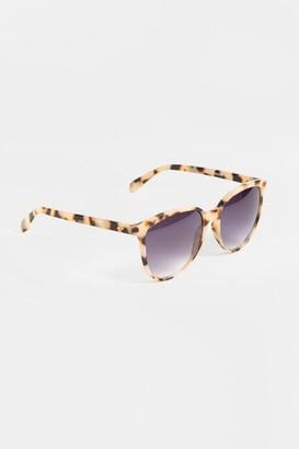francesca's Juliette Cat Eye Sunglasses - Tortoise