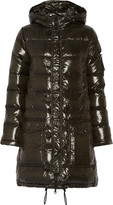 Duvetica Corcira quilted shell down coat