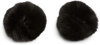 Canadian Hat Fox Fur Cuffs