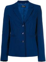 Twin-Set classic blazer - women - Polyamide/Polyester/Spandex/Elastane/Viscose - 40