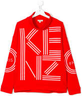 Kenzo graphic logo top