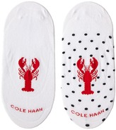 Cole Haan 2-Pack Pin Dot Liner
