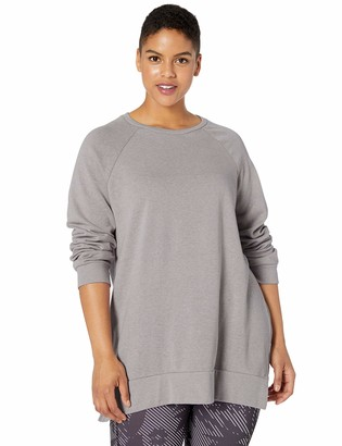Soffe Womens Plus Size Throwback Crew