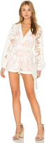 Alice McCall Never Let Me Go Romper