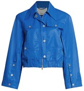 3.1 Phillip Lim Utility Cropped Trench Coat