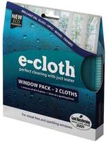 E-cloth E Cloth Window Pack 40x40cm & 40x50cm