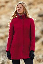Classic Women's Tall Wool Parka-Vicuna