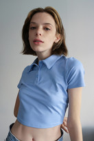Urban Renewal Vintage Remnants Fitted Polo Shirt