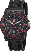Luminox Men's 8815 Resin Analog Dial Watch