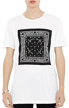 Victoria's Secret The People Bandana Alpha Graphic Tee