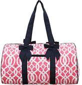 Vine Pattern Print 21 Duffle Bag (Coral) by NGIL