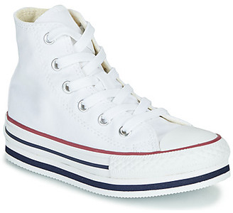Converse CHUCK TAYLOR ALL STAR PLATFORM EVA EVERYDAY EASE girls's Shoes (High-top Trainers) in White