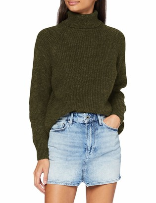 Only Women's ONLJADE L/S Rollneck Pullover KNT NOOS Sweater