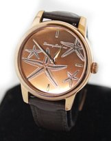 Tommy Bahama Women's Starfish Rose Gold Leather Strap 10023860