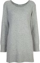 Alexander Wang tunic-style sweater - women - Cashmere/Wool - XS