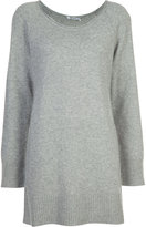 Alexander Wang tunic-style sweater