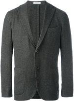 Boglioli two-button patch pocket blazer