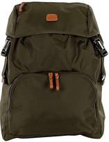 Bric's Olive X-Bag Excursion Backpack