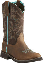 Ariat Women's Delilah Round Toe Cowgirl Boot