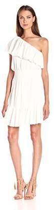 Rebecca Taylor Women's Shoulder Gauze Dress