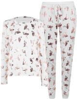 Chelsea Peers Flamingo Pyjama Set