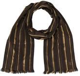 Louis Vuitton Striped Silk Stole
