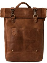 Timberland 'Walnut Hill' Leather Backpack
