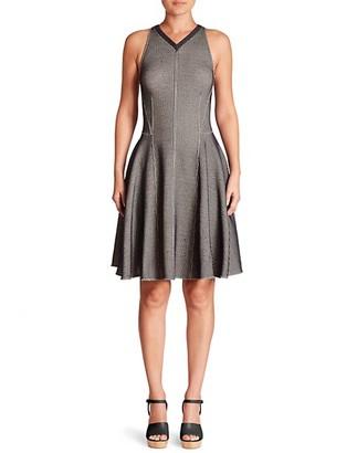 Derek Lam Sleeveless Flare Dress