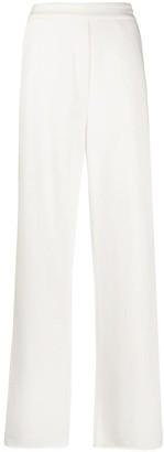 MM6 MAISON MARGIELA Wide-Leg Cotton Trousers