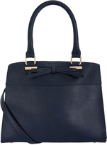 Monsoon Belinda Bow Mini Structured Tote Bag