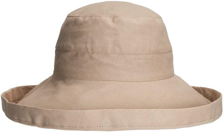 Callanan Resort Cotton Canvas Hat (For Women)
