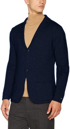 Tommy Hilfiger Men's ADAM Blazer Cardigan Sweater